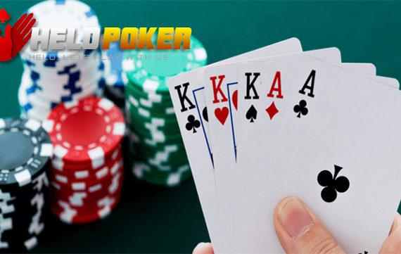 Cara Menang Main Poker Online Yang Benar dan Tepat